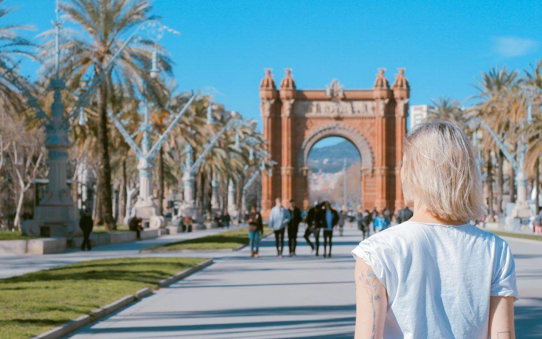 Barcelona ciudad de ensueño: los pasados en español