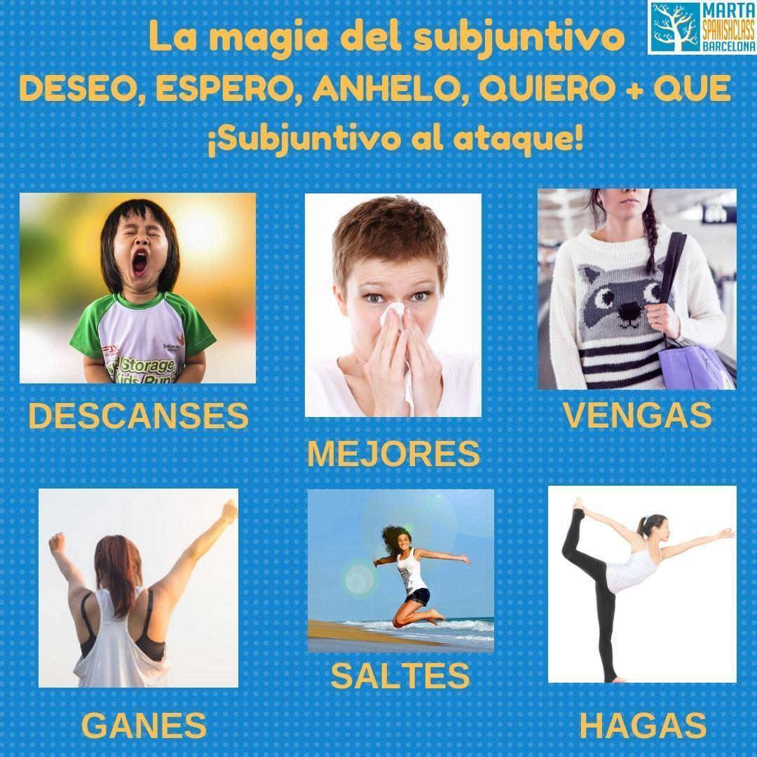subjuntivo-III El mágico Subjuntivo