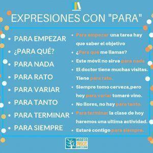 Expresiones-con-para-300x300 Uso de por y para en español